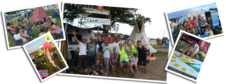 Camplight volunteering