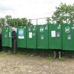 Camplight toilets