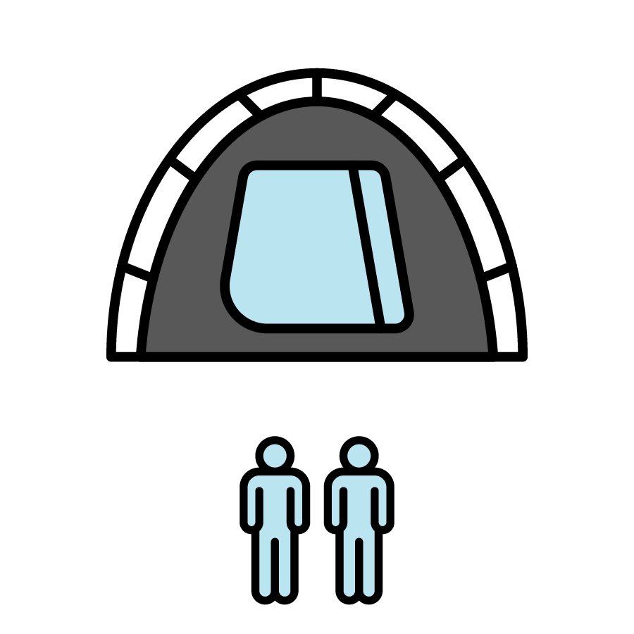 Icon for Tent for Two