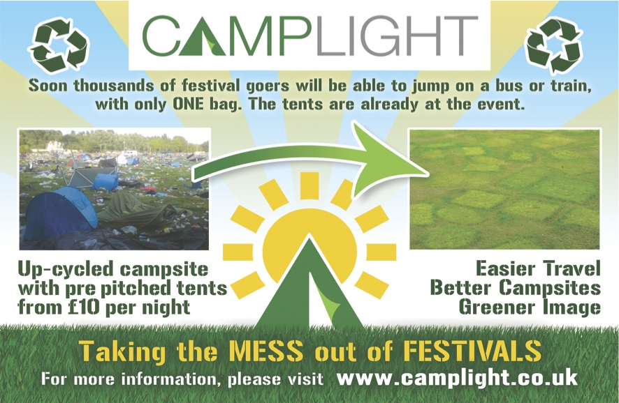 Restorative festival tents  sc 1 st  C&light & The Camplight Definition - Camplight