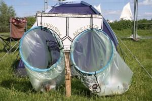 campsite bin
